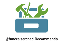 fundraiserchad recommends