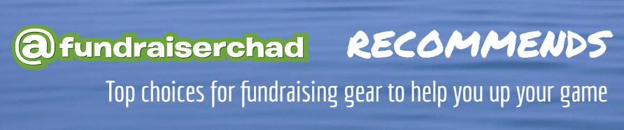 recommended fundraising gear