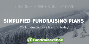 simplified fundraising plans