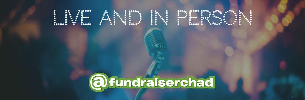 Fundraising Speaker - Live or Virtual