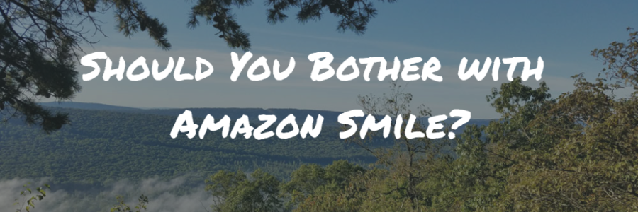 Should you bother with Amazon Smile? (Future Fundraising Now)