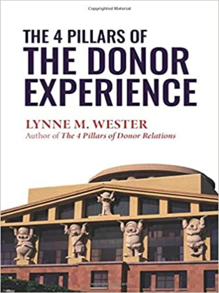 4 Pillars of the Donor Experience